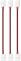 Набор проводов для гибкого соединения одноцветной светодиодной ленты шириной 8 мм в Екатеринбурге