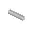 Профиль для светодиодной ленты Geniled для стекла торцевой 13×18×2000 Екатеринбург