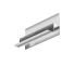 Профиль для светодиодной ленты Geniled встраиваемый для ниш и потолков 32×45×2000 М16 в Курске