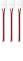 Набор коннекторов запитывающих для одноцветной светодиодной ленты шириной 10 мм  в Чебоксары